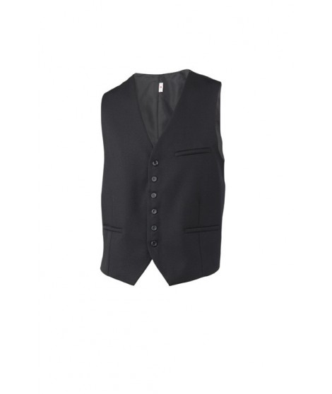 Gilet service homme