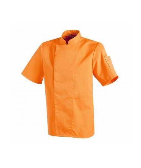 Veste cuisine orange